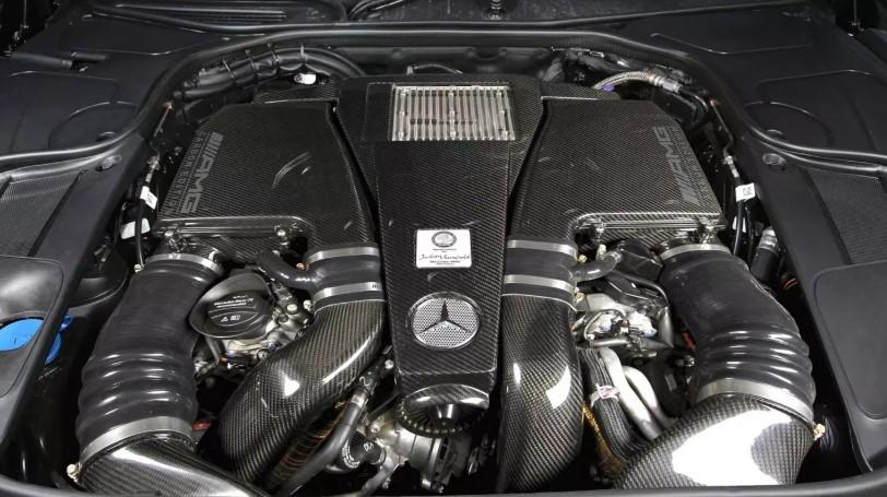 Немцы построили 1000-сильный кабриолет Mercedes-AMG S-Class 3