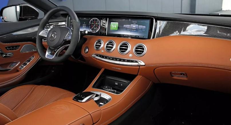 Немцы построили 1000-сильный кабриолет Mercedes-AMG S-Class 2