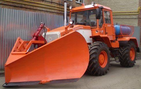 Трактор Слобожанец может заменить маневровый тепловоз 1