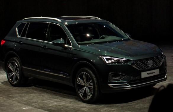 Seat представил аналог Volkswagen Tiguan и Skoda Kodiaq 3
