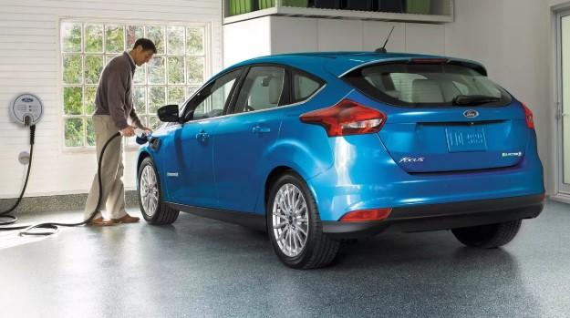 Ford сделает электрические кроссоверы доступными для массового потребителя 1