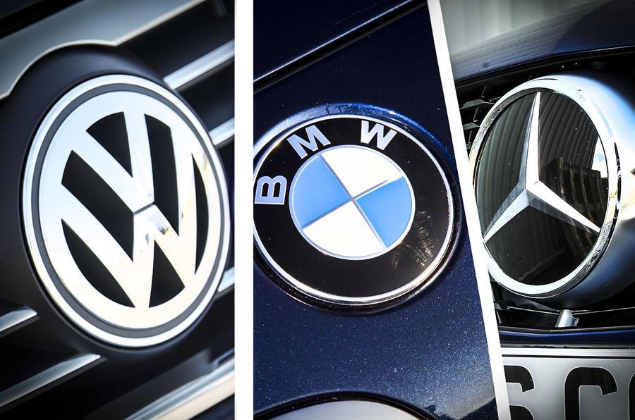 В отношении BMW, Daimler и Volkswagen открыли расследование 1
