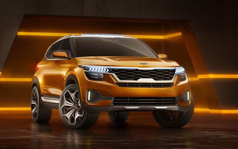 Конкурент Hyundai Creta от Kia появится раньше намеченного 1