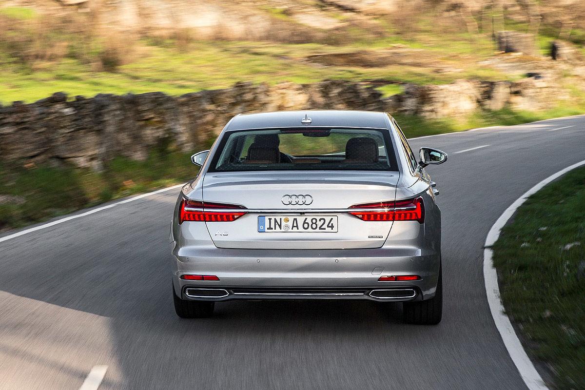 «Тишина и спокойствие»: тест-драйв Audi A6 3