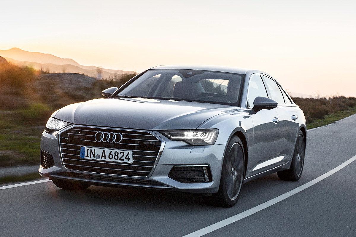 «Тишина и спокойствие»: тест-драйв Audi A6 1