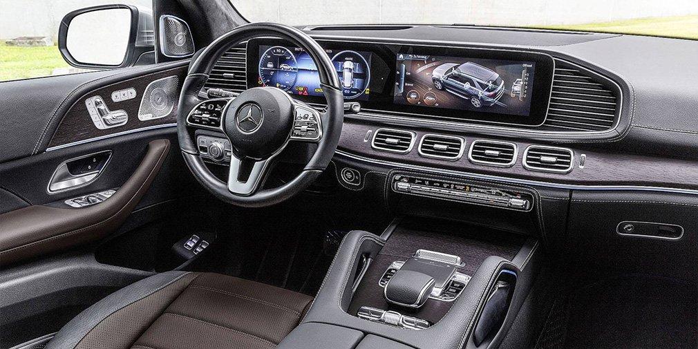 Mercedes-Benz представил кроссовер GLE нового поколения 2