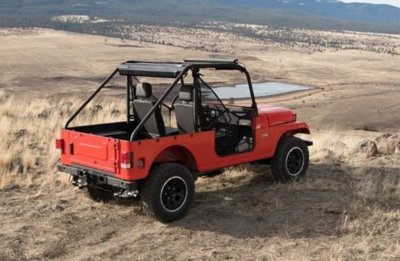 Mahindra привезла в США дешёвую копию Jeep 2