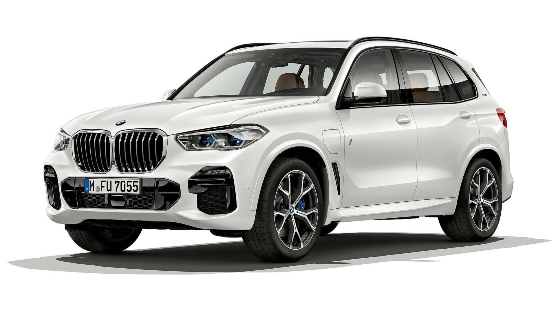 Гибридный BMW X5 стал экономичнее 1