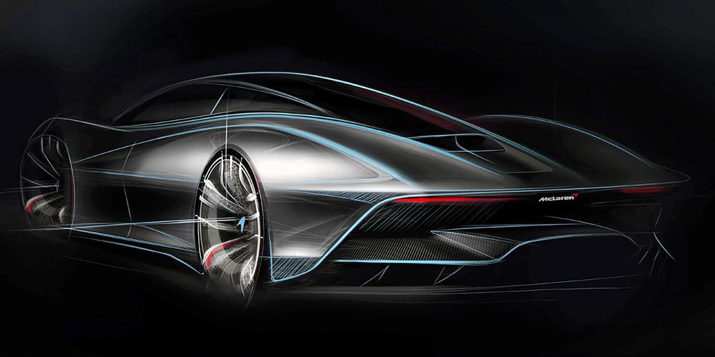 Новый гиперкар McLaren сможет «заткнуть за пояс» Bugatti Chiron 1