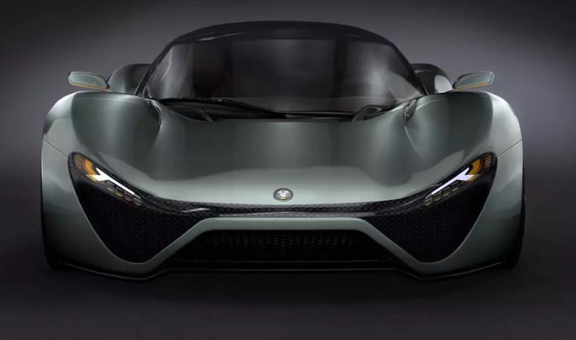 Швейцарцы представили «эстетический» спорткар 1