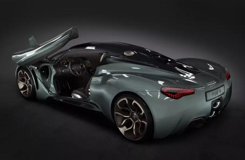 Швейцарцы представили «эстетический» спорткар 2