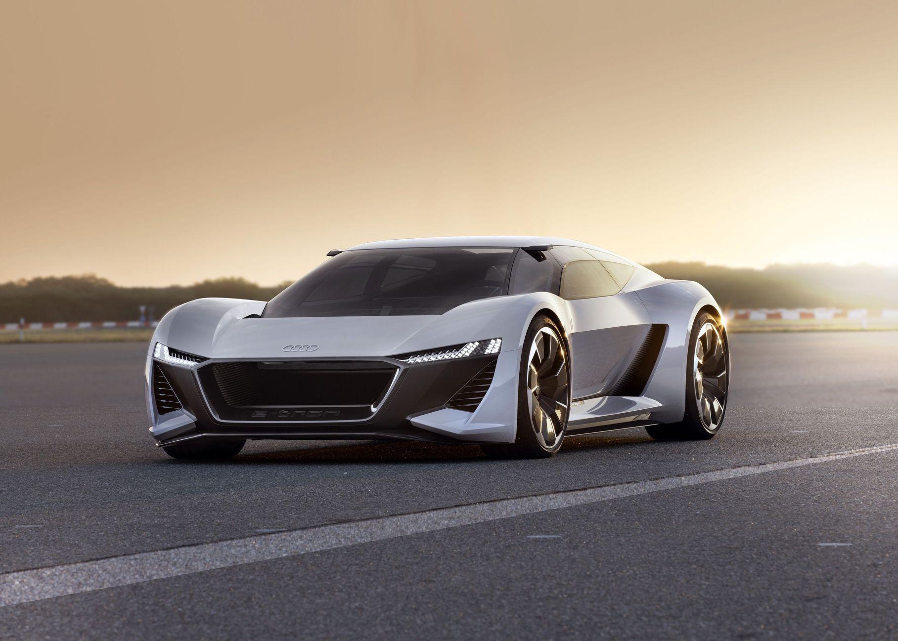 Суперкар Audi R8 станет электрическим 1