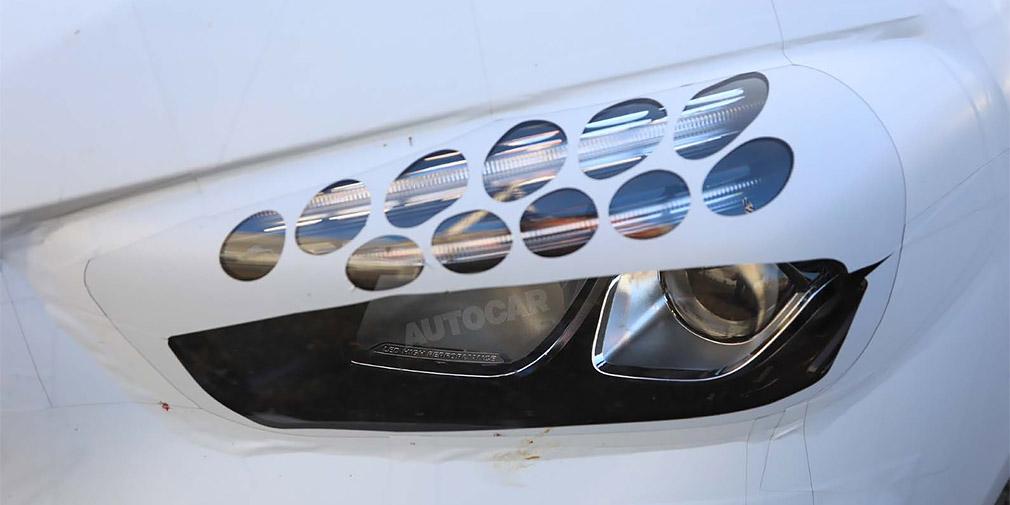 Дизайн минивэна Mercedes-Benz B-Class рассекретили до премьеры 2