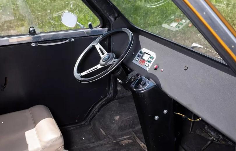 Самый дешевый и маленький автомобиль Zagato пустят с молотка 2