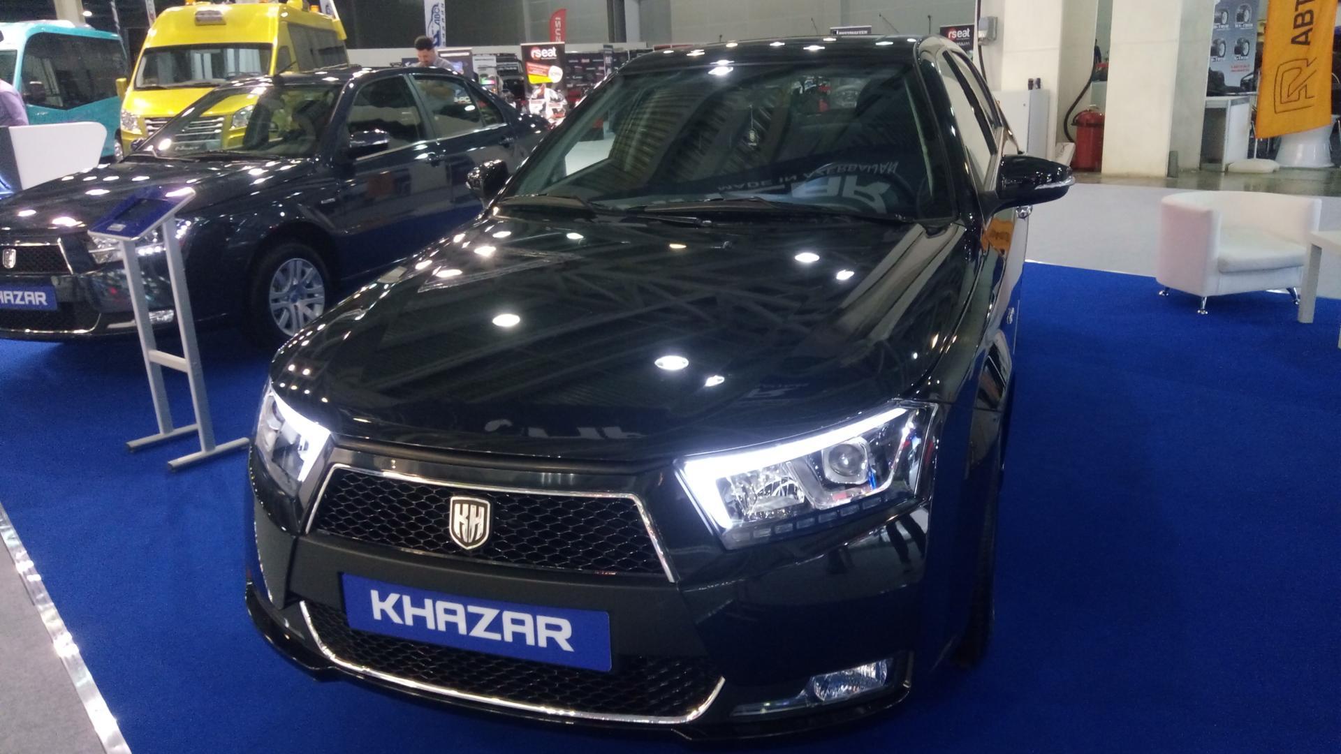 Азербайджанский автомобильный бренд Khazar планирует выйти на украинский рынок 1