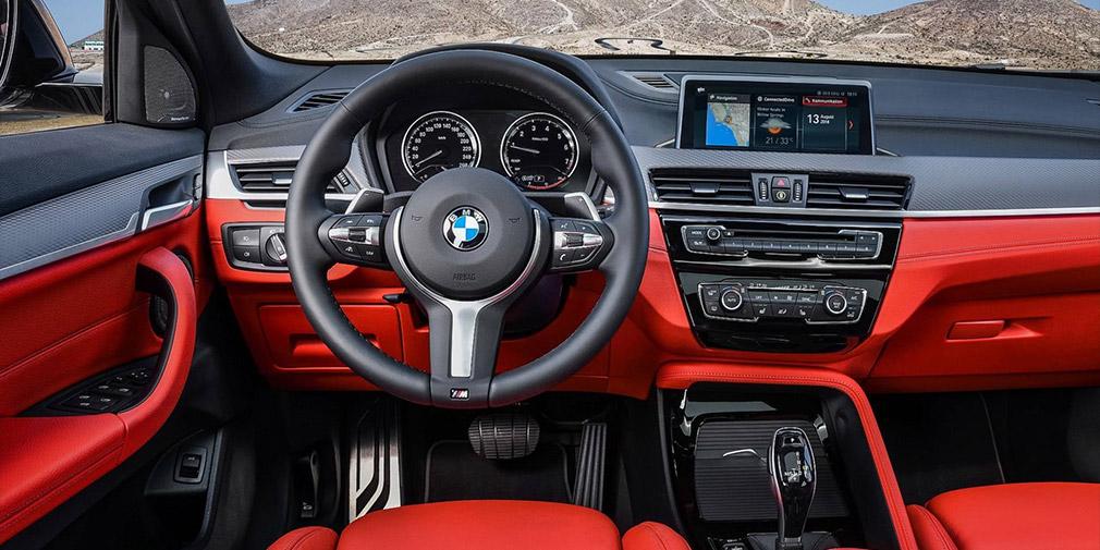BMW X2 обзавелся спортивной версией 2