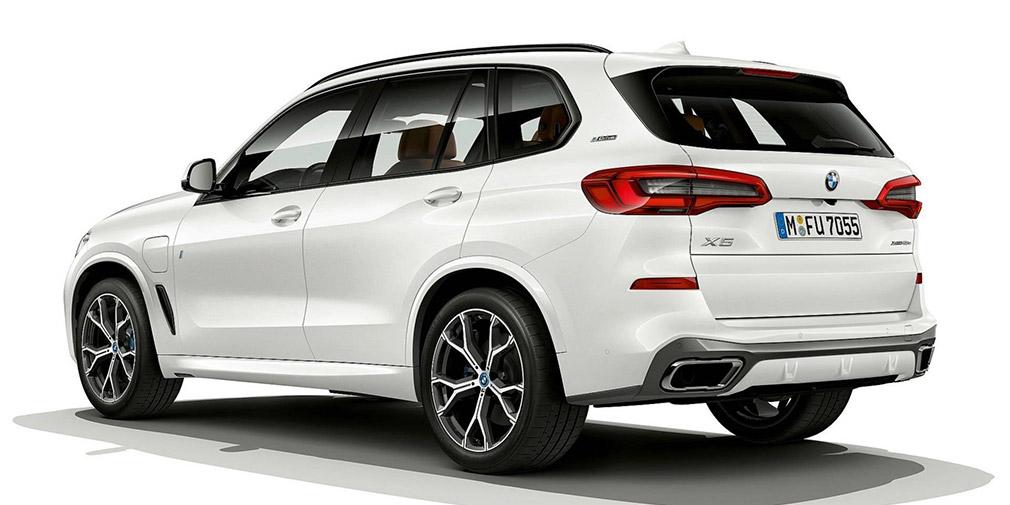 BMW X5 стал гибридом 1