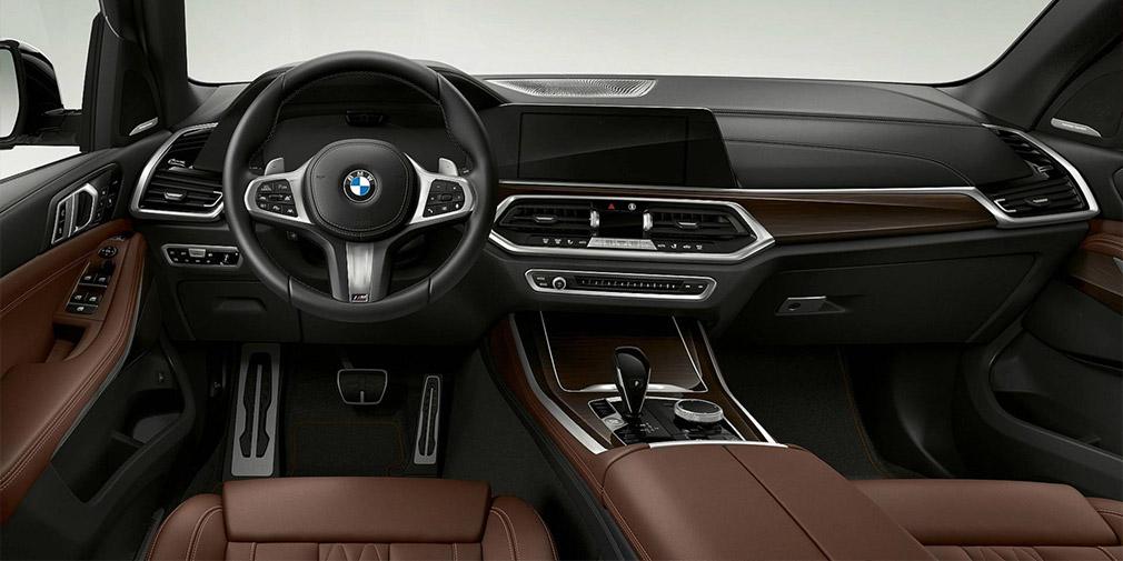 BMW X5 стал гибридом 2