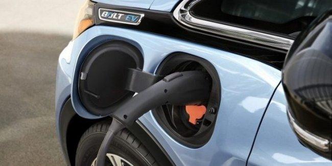 General Motors разрабатывает революционную зарядную систему для электрокаров 1