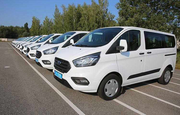 CША передали украинскому спецназу Корд новые автомобили 1