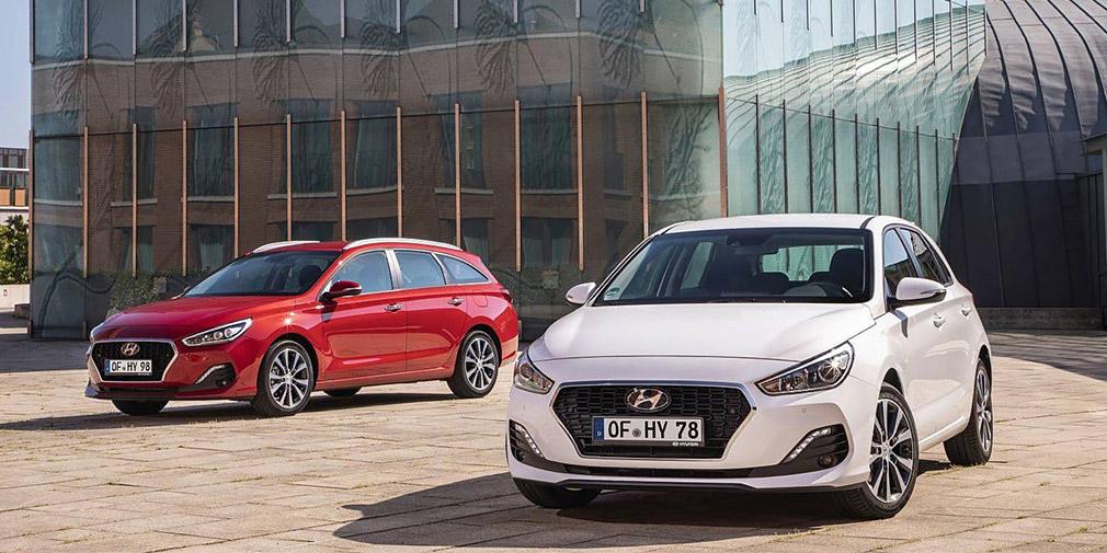 Hyundai представил обновленный i30 1