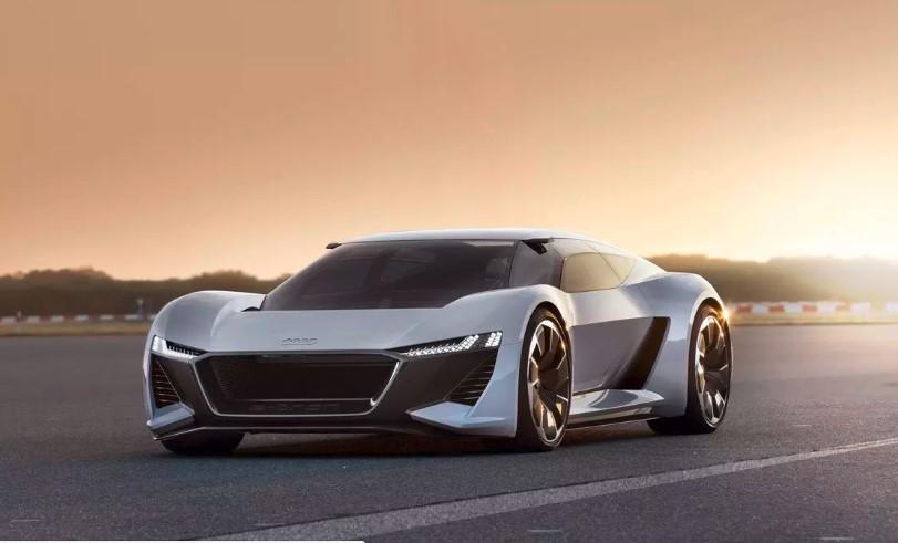 Audi R8 переродится в электрический гиперкар 1