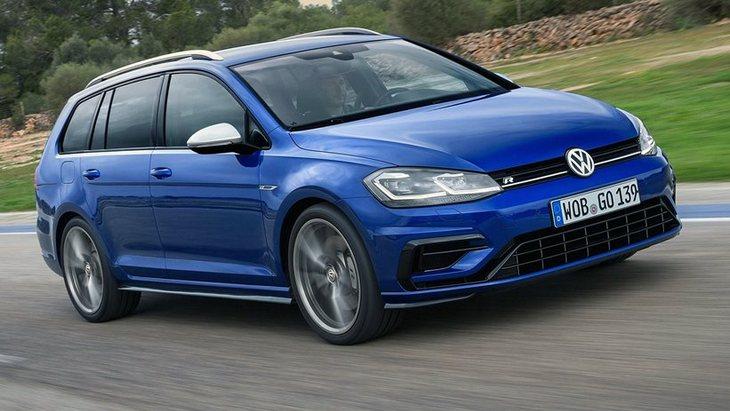 Volkswagen лишит Golf кузова универсал 1