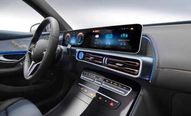 Mercedes-Benz презентовал первый серийный электрокар 4