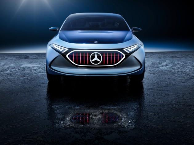 Mercedes-Benz выпустит десять моделей электромобилей за четыре года 1