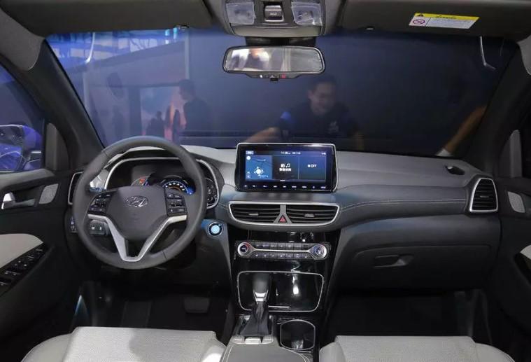 Hyundai сделала для китайцев брутальный Tucson 2