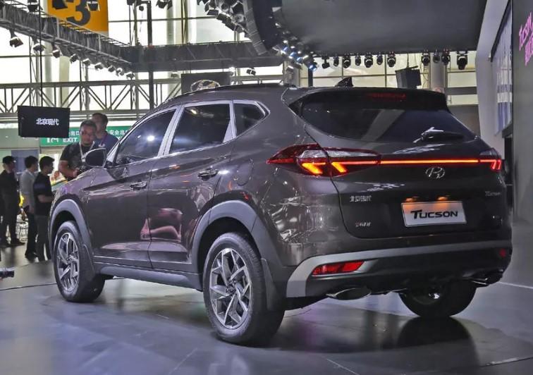 Hyundai сделала для китайцев брутальный Tucson 1