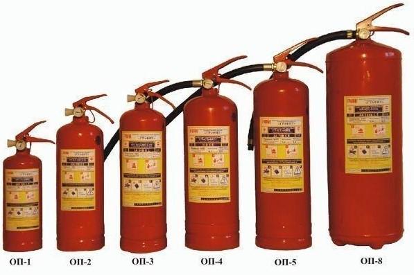 Как выбрать и установить огнетушитель в автомобиль 1