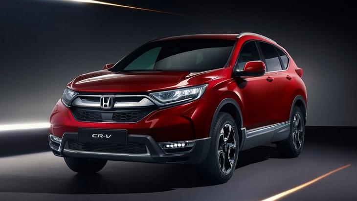 Honda вернула CR-V на японский рынок 1