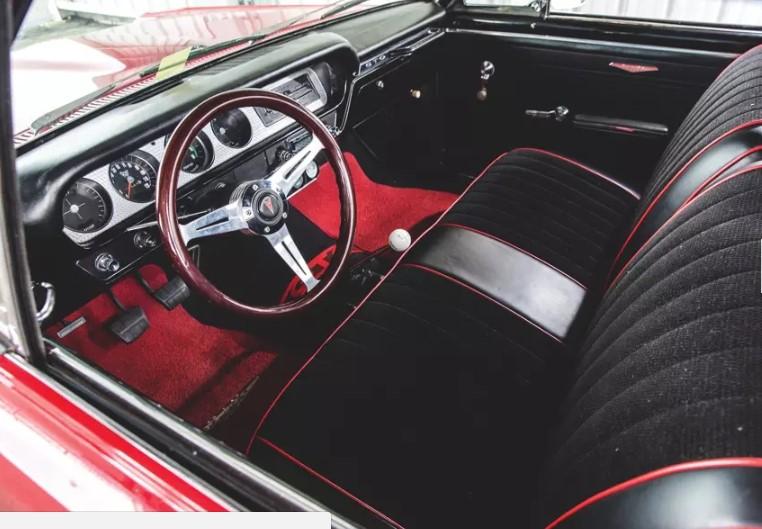 Классический маслкар Pontiac GTO превратили в уникальный пикап 3