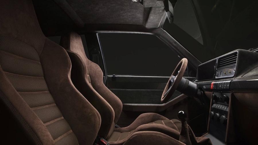 Рестомод Lancia Delta Futurista оценили в 300 тысяч евро 3