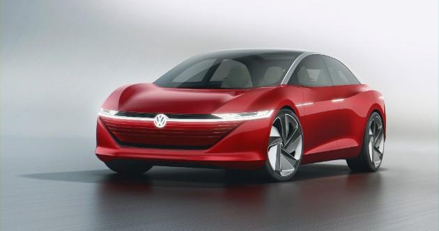 Наследником провального VW Phaeton станет конкурентом Tesla 1