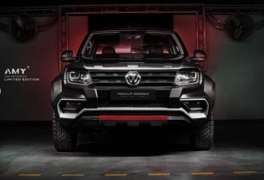 Volkswagen Amarok обзавелся спецверсией от Carlex Design 2