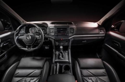 Volkswagen Amarok обзавелся спецверсией от Carlex Design 3