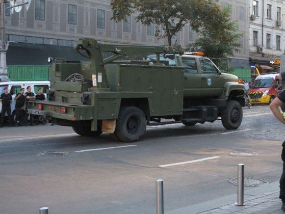 В ВСУ появились американские грузовики GMC TopKick 3