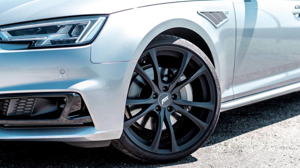 Универсал Audi A4 получил 330 лошадиных сил 1