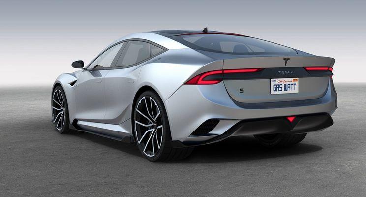 Какой может быть Tesla Model S нового поколения 2