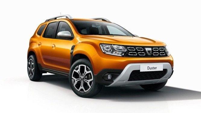 Dacia отдала «дань уважения» Renault Duster 1