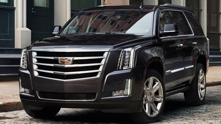 Культовый Cadillac Escalade кардинально преобразится 1