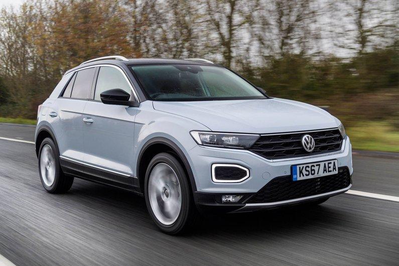 Volkswagen T-Roc получил новый дизельный мотор 1