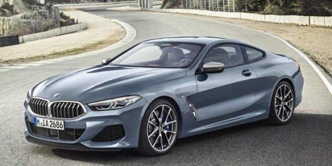 BMW расширит линейку моделей 8-й серии 1