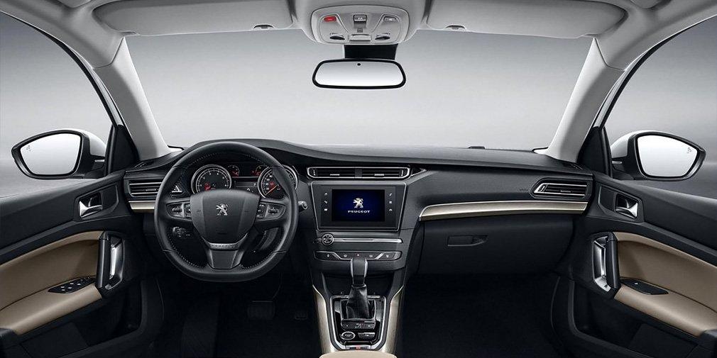 Peugeot обновила седан 408 2