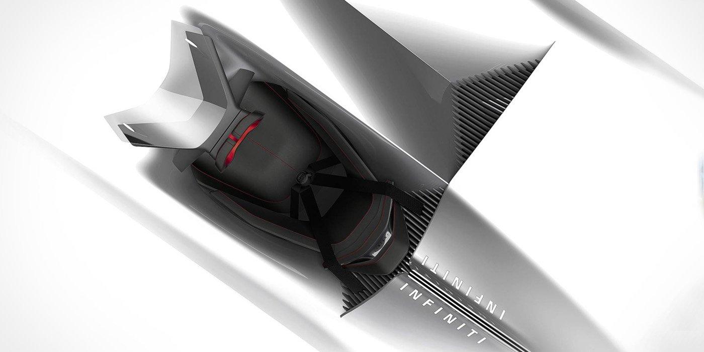 Infiniti представит новый электромобиль 1