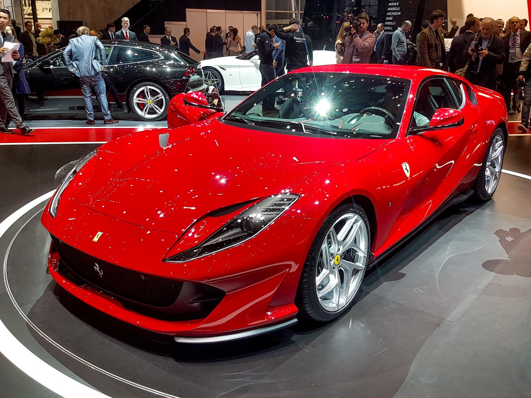Ferrari анонсировала новую модель «не для всех» 1