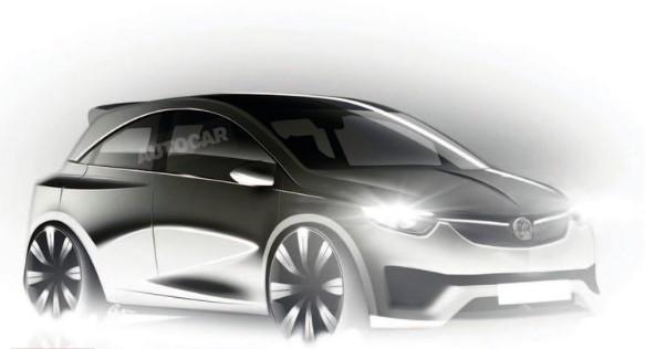 Каким будет новый Opel Corsa 1