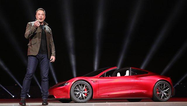 Илон Маск намерен выкупить всю компанию Tesla 1